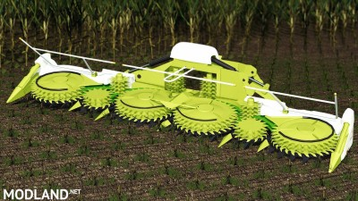 Claas Jaguar 800 Pack v 1.0.3, 5 photo