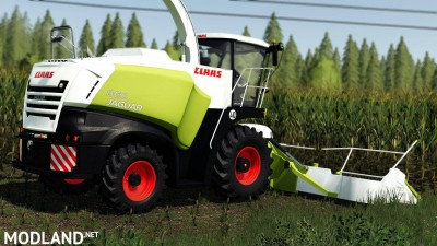 Claas Jaguar 800 Pack v 1.0.3, 7 photo
