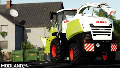 Claas Jaguar 800 Pack v 1.0.3, 8 photo