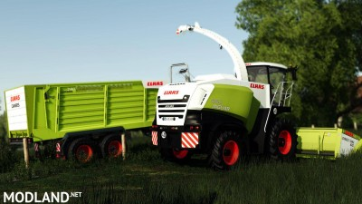 Claas Jaguar 800 Pack v 1.0.3, 1 photo