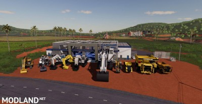 Excavators And Dumpers For Mining & Construction Economy v 0.2, 1 photo
