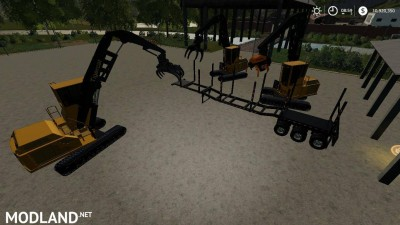 FDR Logging Mod Pack Current Machines v 1.0, 5 photo