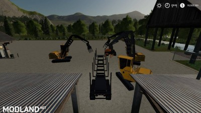 FDR Logging Mod Pack Current Machines v 1.0, 6 photo