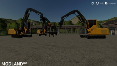 FDR Logging Mod Pack Current Machines v 1.0, 1 photo