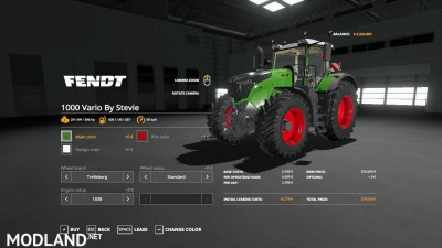 Fendt 1000 Vario + BigX 1180 By Stevie, 3 photo
