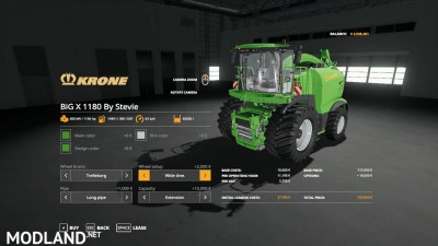 Fendt 1000 Vario + BigX 1180 By Stevie, 5 photo