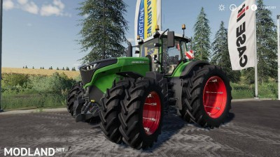 Fendt 1000 Vario + BigX 1180 By Stevie, 1 photo