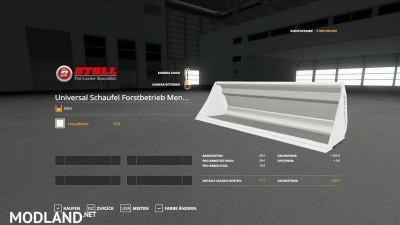 Forstbetrieb Mengel GmbH Modpack v 1.0, 6 photo