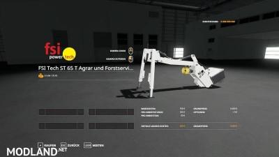 Forstbetrieb Mengel GmbH Modpack v 1.0, 8 photo