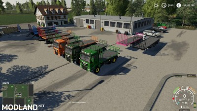 Friesenjung Transport Pack v 1.0, 2 photo