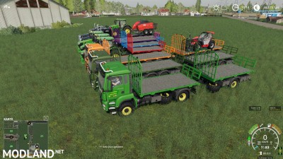Friesenjung Transport Pack v 1.0, 1 photo