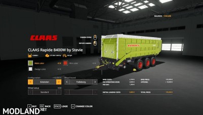 FS 19 mod update pack 4 by Stevie, 4 photo