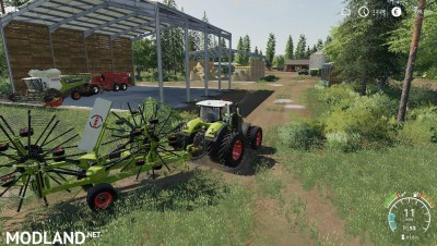 FS 19 mod update pack by Stevie, 1 photo