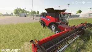 New Holland combine and header pack, 4 photo