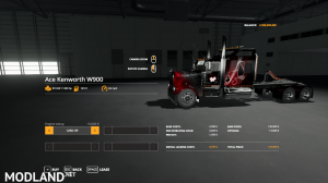 ACE KENWORTH TRUCK & TIPPERS v 2.0 Update, 2 photo