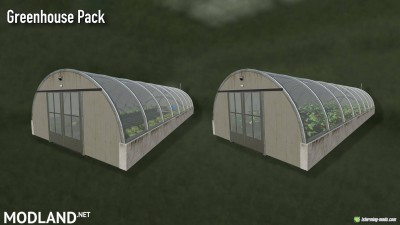 Greenhouse Pack Placeable v 1.0, 1 photo