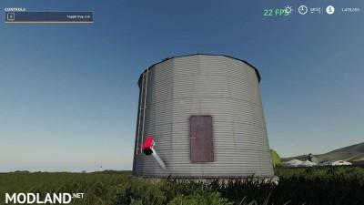 GSi grain bins pack v 1.0, 7 photo