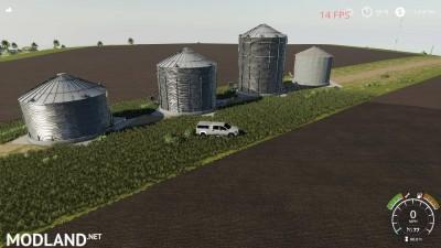 GSi grain bins pack v 1.0, 8 photo