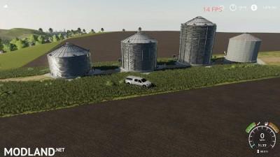 GSi grain bins pack v 1.0, 9 photo