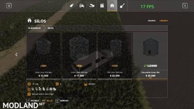 GSi grain bins pack v 1.0, 1 photo