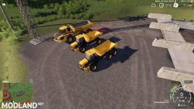 JCB 718 / 722 dumpers pack v 0.1, 5 photo