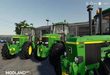 John Deere Old Pack v 1.0