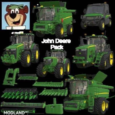 John Deere Pack OY MP v 19.8.1, 10 photo