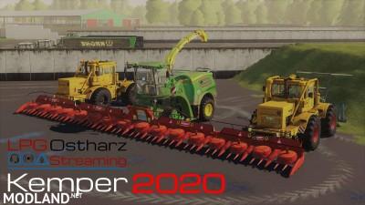 K700 / Matching JD Chipper / Kemper 2020 Pack v 1.0