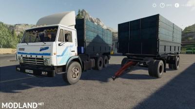 Kamaz 5320 & Nefaz 8560 Autoload pack v 1.2, 2 photo