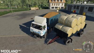 Kamaz 5320 & Nefaz 8560 Autoload pack v 1.2, 1 photo