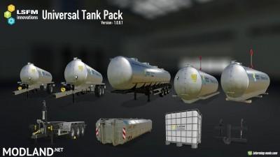 LSFM Universal Tank Pack v 1.0.2, 1 photo