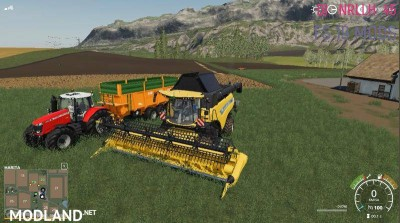 Mod Package (combines, tractors, trailers) v 1.0, 10 photo