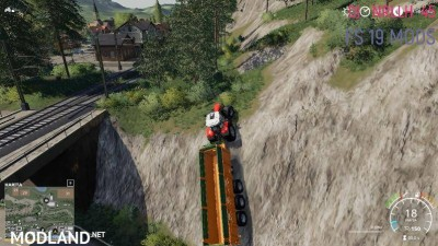 Mod Package (combines, tractors, trailers) v 1.0, 11 photo