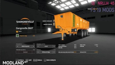 Mod Package (combines, tractors, trailers) v 1.0, 7 photo