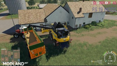 Mod Package (combines, tractors, trailers) v 1.0, 8 photo