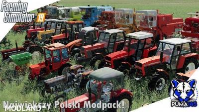 Modpack Polskich Maszyn v 1.0