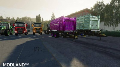 Nerd Transport Pack MP v 1.0, 2 photo
