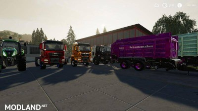 Nerd Transport Pack MP v 1.0, 3 photo