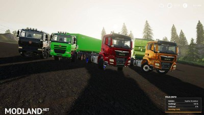 Nerd Transport Pack MP v 1.0, 1 photo