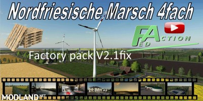 NORTH FRISIAN MARCH factory pack v 2.1, 1 photo