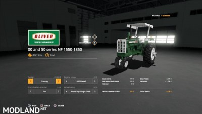 Oliver tractor pack beta, 11 photo