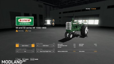 Oliver tractor pack beta, 12 photo