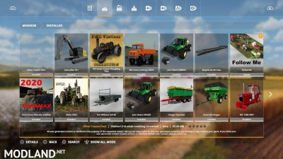 Oliver tractor pack beta, 1 photo
