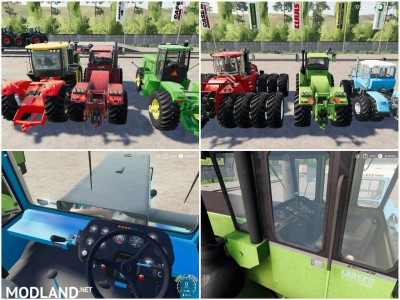 Pack POWERFUL TRACTORS v2.0, 2 photo