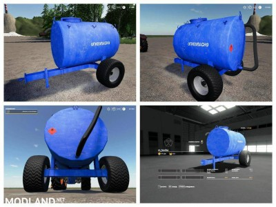 Pack trailers for tractor v 1.0, 3 photo