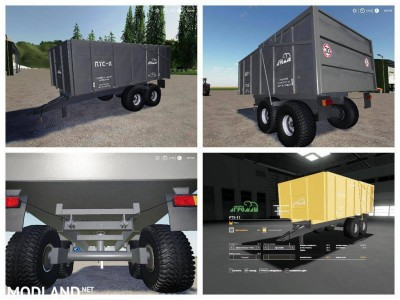 Pack trailers for tractor v 1.0, 5 photo