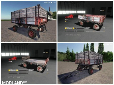 Pack trailers for tractor v 1.0, 7 photo