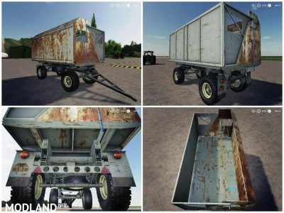 Pack trailers for tractor v 1.0, 8 photo