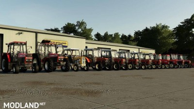 Polish Vehicle And Equipment Pack v 1.0.1