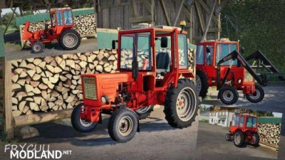 Russian Old School Farming Mods v 1.0, 4 photo